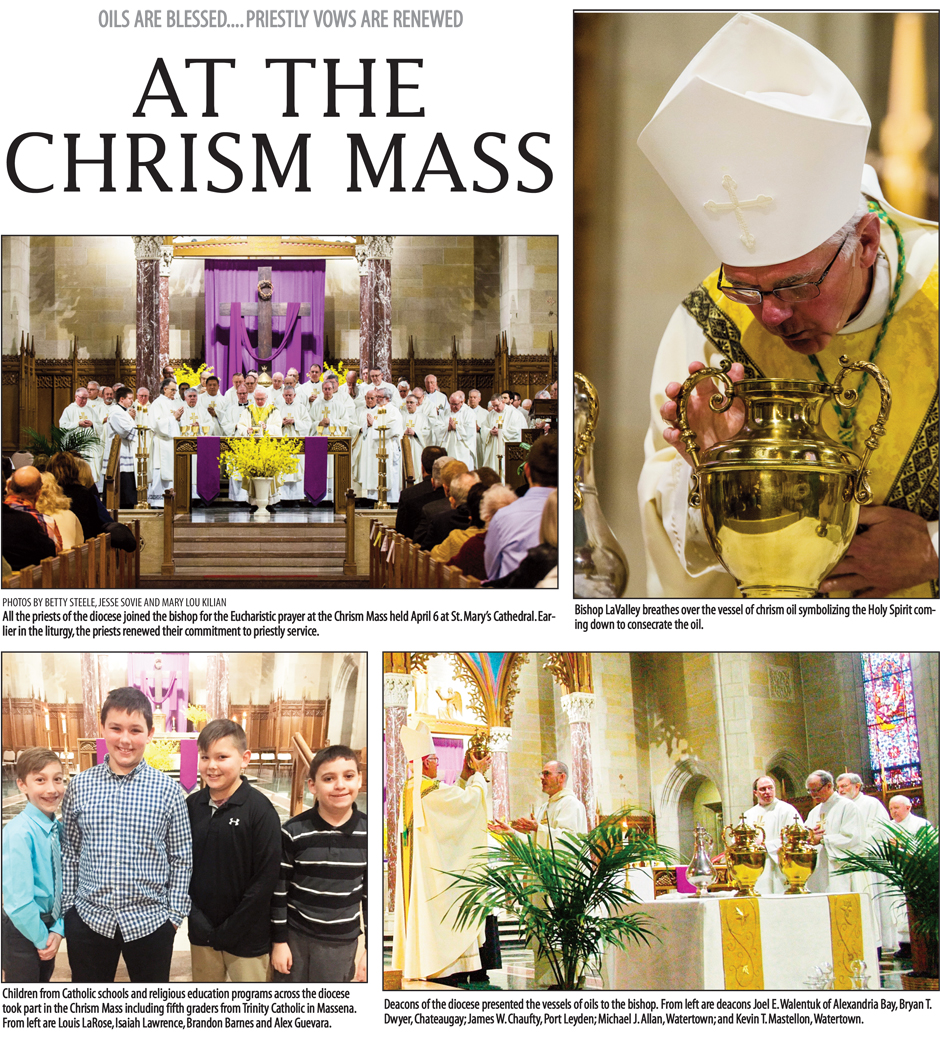 North Country Catholic Newspaper